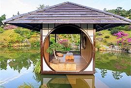 """Dân tình """"rần rần"""" vì có một địa điểm tham quan Đà Lạt như """"lạc vào Nhật Bản"""" tên QUÊ Garden"""