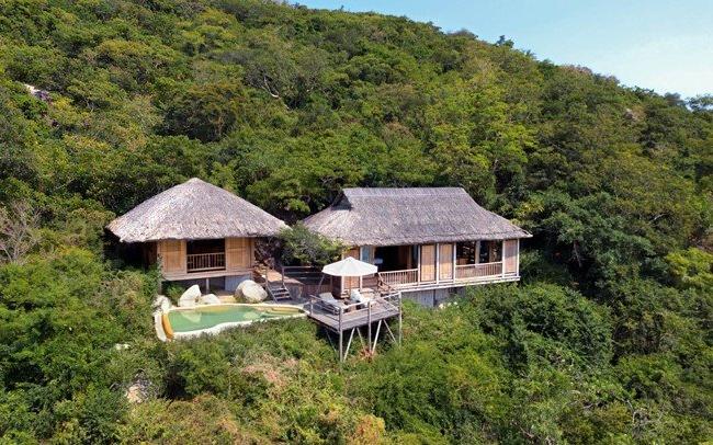 khung canh resort