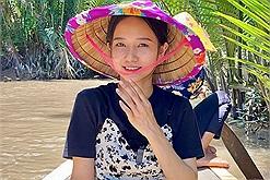 Checkin-holic 2: Cô gái Việt vi vu về xứ dừa Bến Tre cùng bạn trai Hàn Quốc 2N1D với chi phí chưa đến 2triệu/2ng