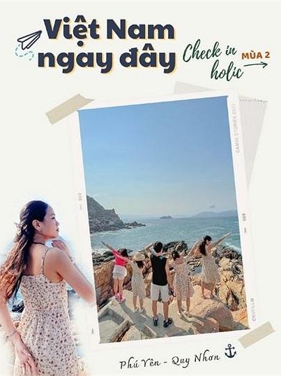 Checkin-holic 2: Review Phú Yên - Quy Nhơn 4 ngày 3 đêm