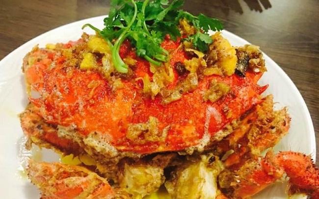 ăn hải sản ở Hà Nội KB Restaurant