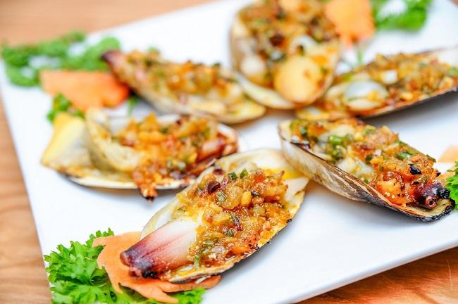 hải sản tại Hà Nội Thế Giới Hải Sản