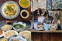 """Có gì ở tiệm hủ tiếu mì cá được cả Tăng Thanh Hà và Adrian Anh Tuấn """"chấm điểm 10"""", một bát không đủ nhất định phải ăn hai?"""