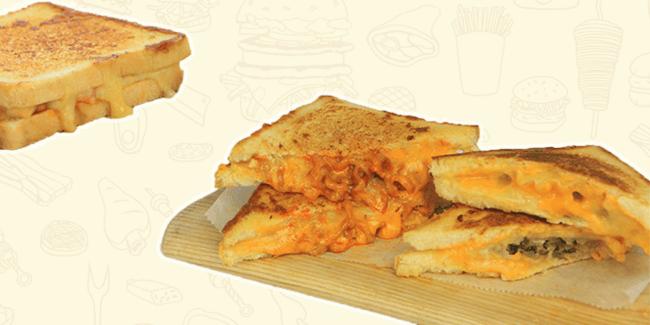 Bánh sandwich Mandu cheese