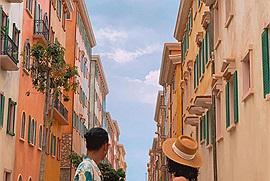 """Phú Quốc có một nơi được mệnh danh """"thiên đường Địa Trung Hải"""", chưa xây xong đã thu hút vạn người check in"""