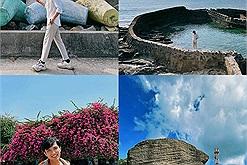 """Tô Đi Đâu """"mách nước"""" dân tình nên vi vu Phú Quý đầu tiên trong các địa điểm du lịch để dành sau khi hết dịch vì..quá đẹp"""
