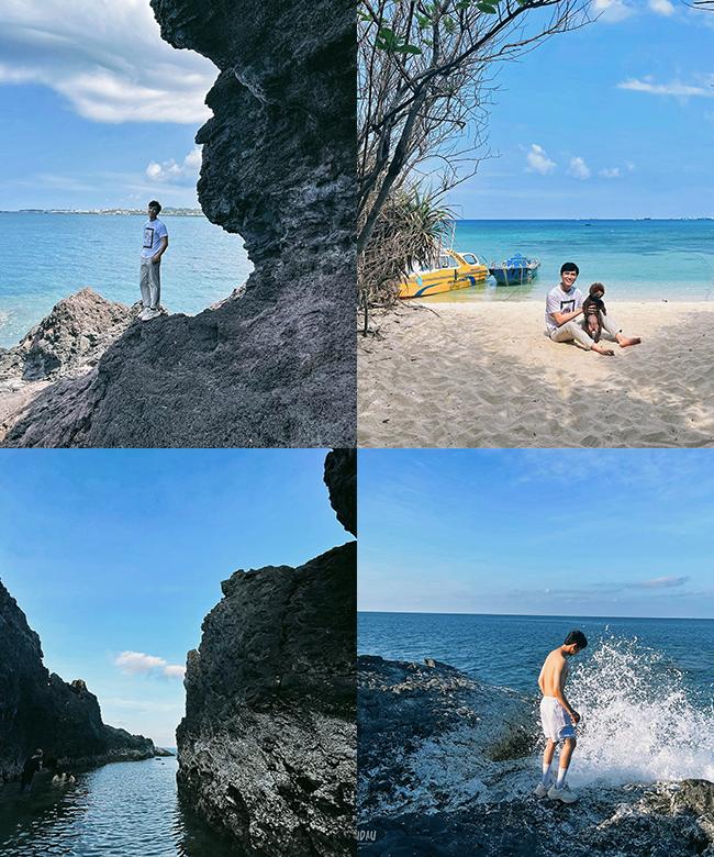 check in đảo Phú Quý siêu đẹp cùng Tô Đi Đâu
