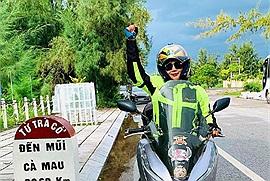 Tà Chì Nhù 18km, Lùng Cúng 16km, Tà Xùa 26km, còn cung đường mạo hiểm nào mà nữ phượt thủ U60 này chưa đi qua trong 2 tháng độc hành Tây Bắc