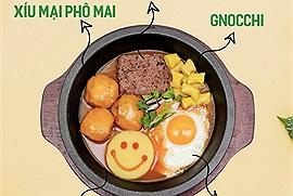Món ăn bổ dưỡng cho bữa sáng những ngày gần đây gọi tên bánh mì chảo Hà Nội, tự làm hay gọi ship đều tiện!