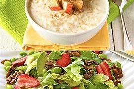 Đảm bảo dinh dưỡng và cân bằng sức khoẻ gia đình với 7 món ăn tốt cho tim mạch