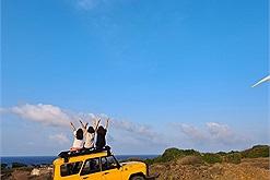 """""""Đưa tay lên nào"""", cùng nhau 3N2Đ khám phá đảo Phú Quý - """"hòn đảo xanh"""" giữa biển khơi của Bình Thuận"""