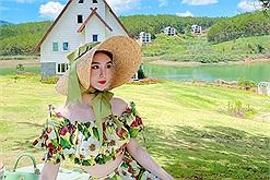 """Ngọc Loan The Face xứng đáng là """"thần tiên tỷ tỷ"""" trong bộ ảnh du lịch Đà Lạt đẹp đến nao lòng"""