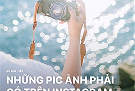 Chèn tin nhắn hay khuông nhạc vào hình chỉ vài phút, học ngay 20 tips này của thánh Instagram Sơn Đoàn để có bức hình du lịch vạn like