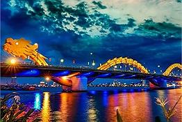 """Đến với các địa điểm du lịch ở Đà Nẵng gọi là """"thiên đường nơi hạ giới"""""""