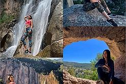 Miss Universe Andrea Meza nghiện thử thách bản thân, mê nhất leo núi, chơi các trò cảm giác mạnh