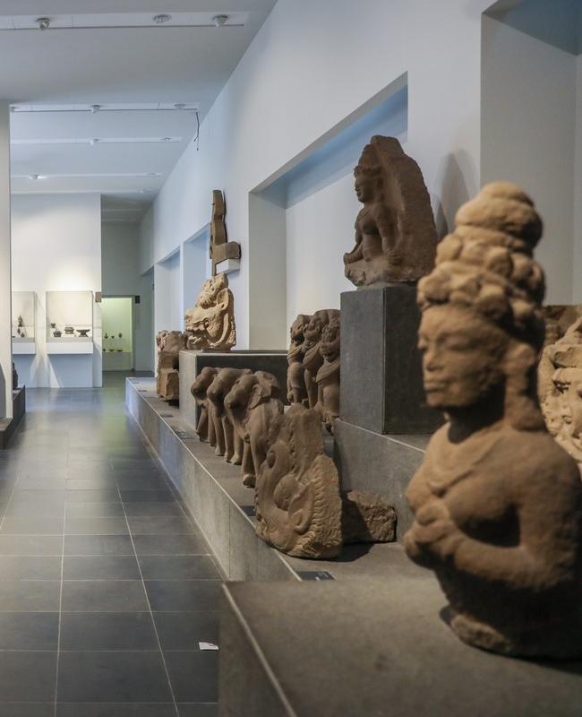 Bảo tàng lịch sử văn hóa Chăm Pa