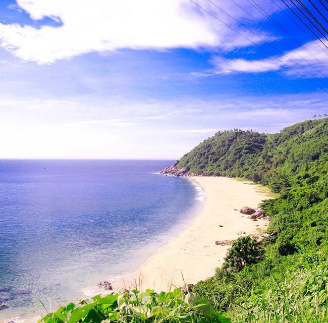 Bãi biển Làng Vân