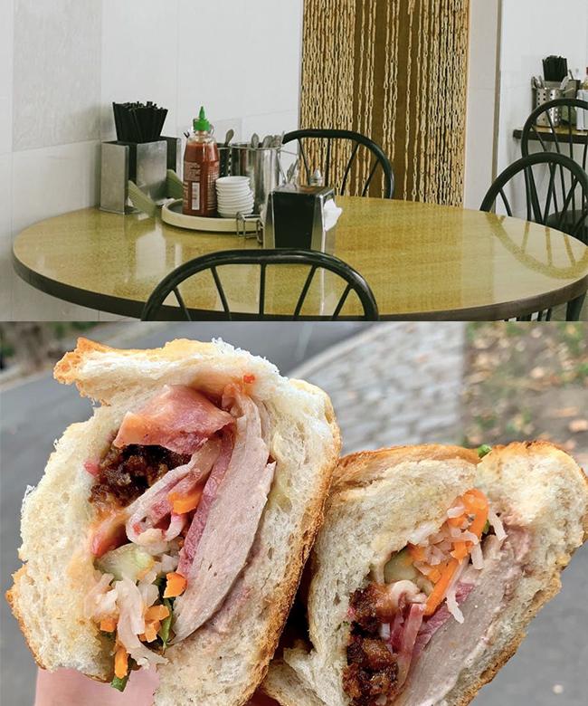 bánh mì thanh đa được người mĩ thích nhất