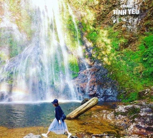 Thác Bạc – thác Tình yêu – Cổng trời – Đỉnh đèo Ô Quy Hồ