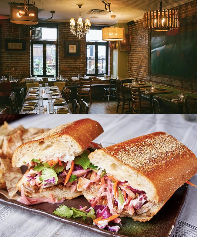 địa chỉ ăn bánh mì việt ngon tại new york