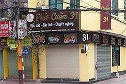 Hà Nội: Từ 12h trưa ngày 25/5, nhà hàng, quán ăn, quán cà phê tại chỗ dừng hoạt động để phòng dịch Covid-19