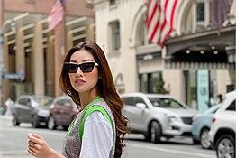 Không về được Việt Nam, nàng hậu Khánh Vân tranh thủ săn sale sang chảnh ở New York, thần thái rạng ngời chiếm trọn spotlight