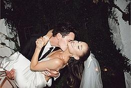 Đám cưới như mơ của Ariana Grande và Dalton Gomez đạt kỷ lục mới trên Instagram, xoán ngôi của Billie Eilish