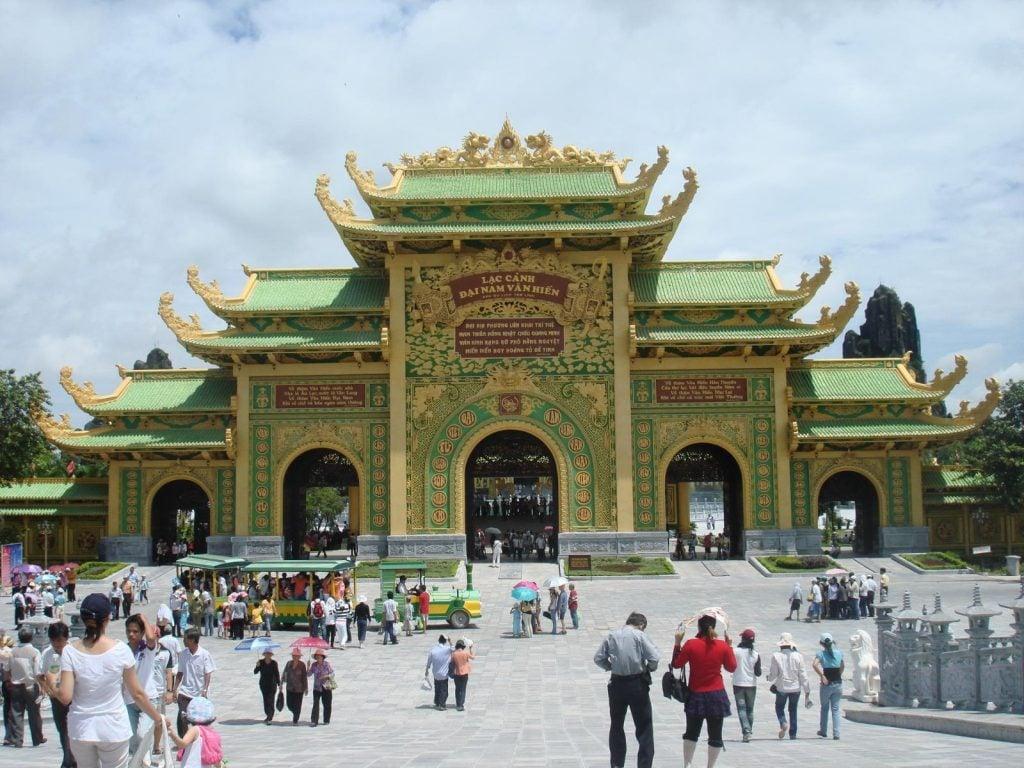 khu du lịch Đại Nam Văn Hiến