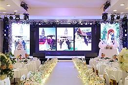 Có ngày trọng đại hoàn hảo trong đời nhờ nhà hàng tiệc cưới tại Hà Nội