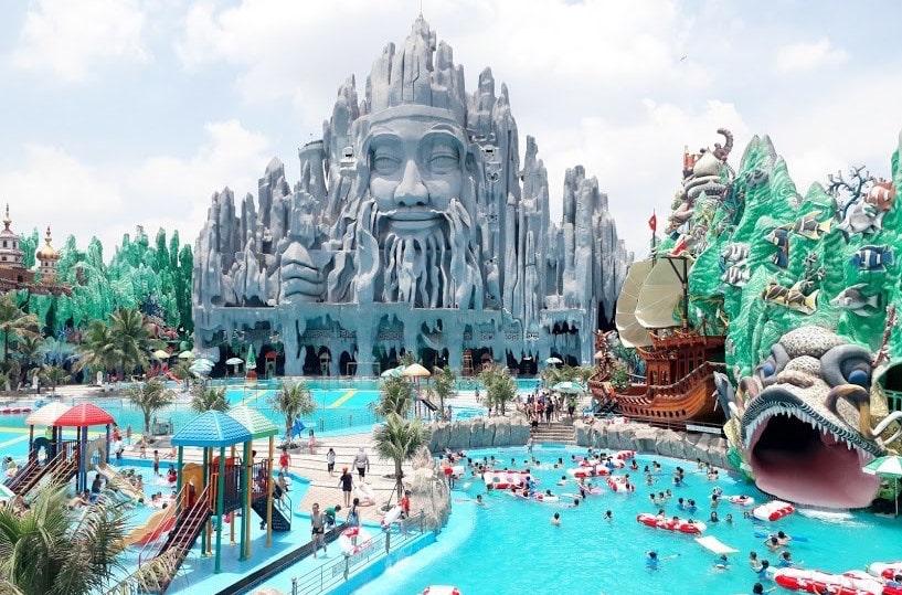 top 5 khu du lịch vui chơi giải trí