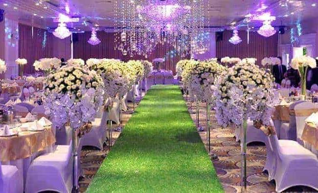 tiệc cưới Seasons