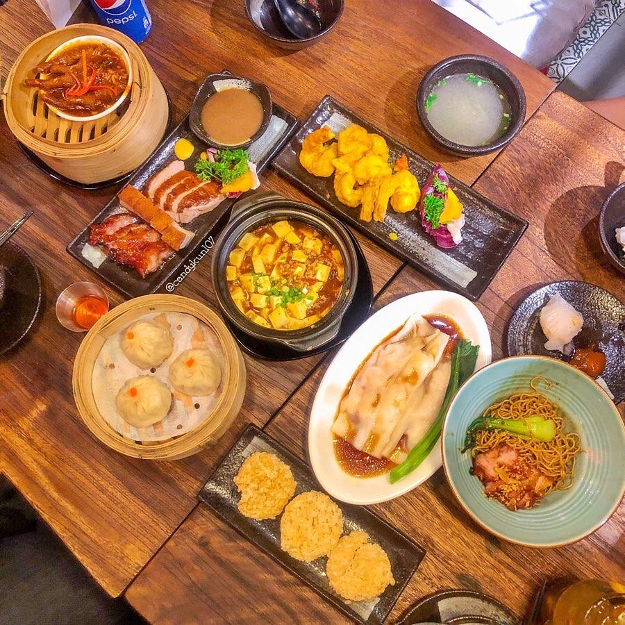 Nhà hàng của Trấn Thành