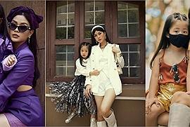 Cùng ngắm nhìn bộ ảnh chất như nước 'cất' của hai mẹ con Diễm Trang và Julia nhân dịp Quốc tế thiếu nhi 1/6