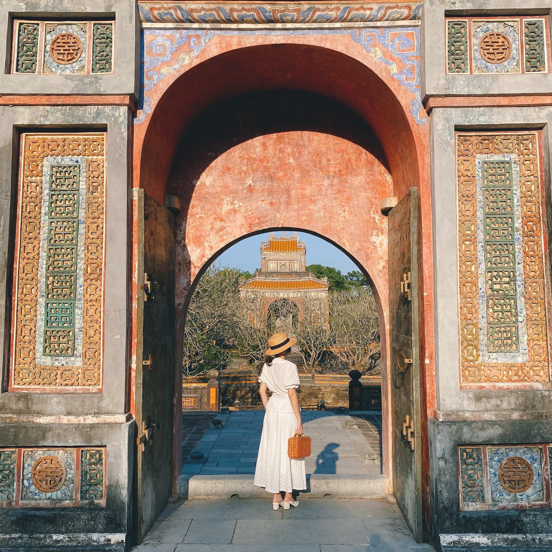 lịch trình du lịch cố đô Huế