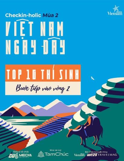 Checkin-holic 2, Việt Nam ngay đây!: Công bố Top 10 thí sinh xuất sắc bước tiếp vào vòng 2, những bất ngờ còn ở phía sau