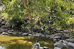 Theo chân travel blogger Trần Quang Đại tìm về chốn bình yên ở khu du lịch thác Đá Hàn – Đồng Nai