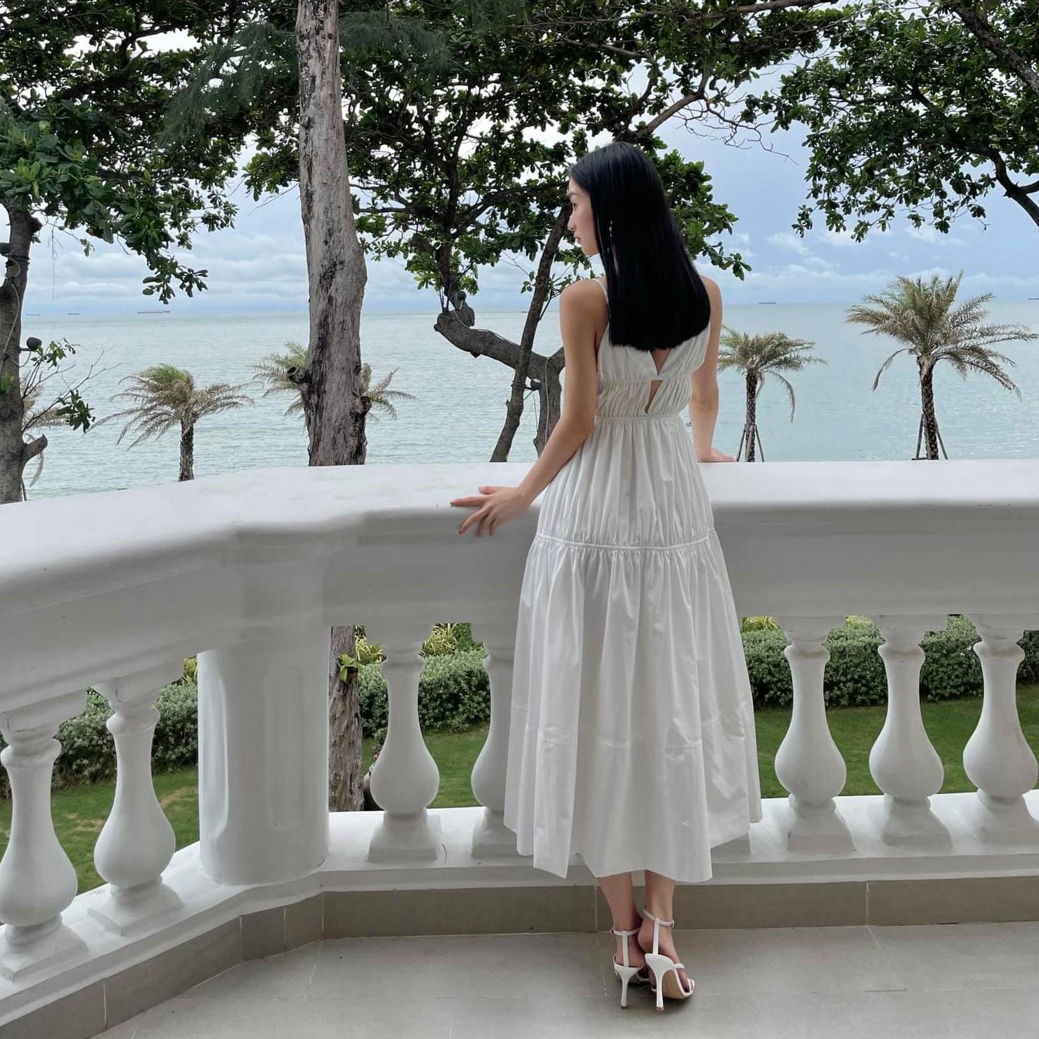 Đi Vũng Tàu nghỉ ngơi nhưng Jun Vũ liền bỏ túi bộ ảnh quyền quý như công chúa