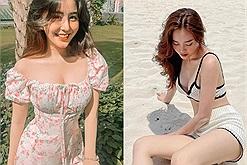 """Trời nóng 40 độ cũng không thể """"khét"""" bằng màn đọ dáng của hội girl xinh, Chi Pu, Lan Ngọc đốt mắt nhất"""