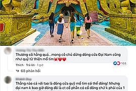 CEO Phương Hằng tuyên bố đóng cửa Đại Nam vĩnh viễn, netizen lo lắng liệu quỹ mổ tim có đóng theo?