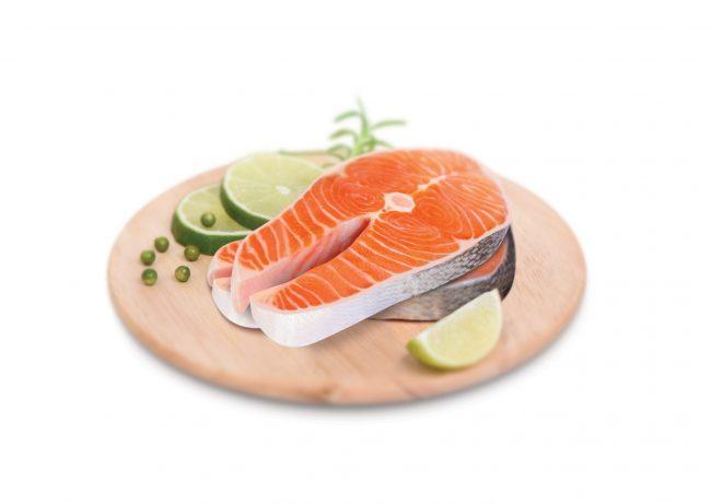 bữa trưa với cá