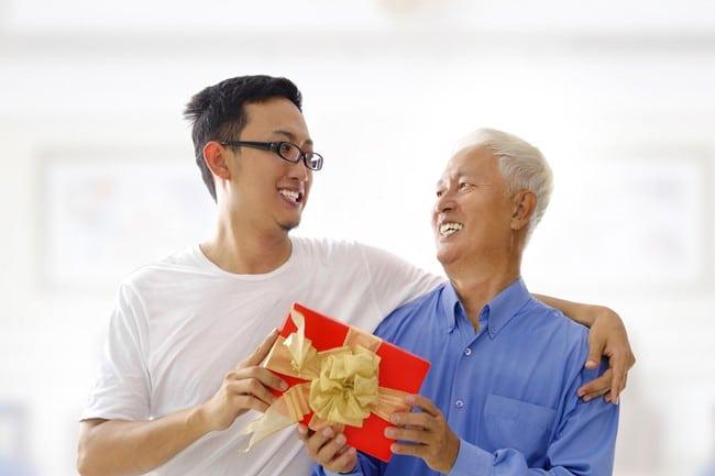 quà tặng sức khỏe