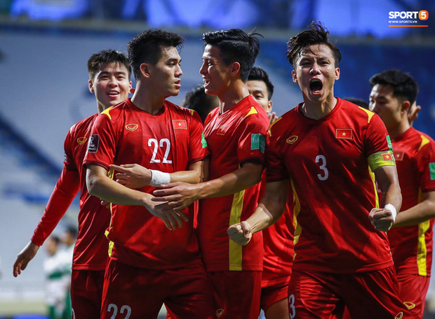 Đội tuyển Việt Nam đang thi đấu vòng loại World Cup