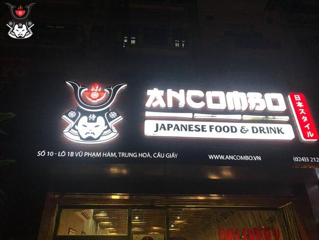nhà hàng nhật bản ancombo