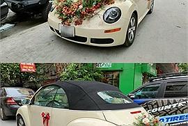 Rước dâu bằng xe hơi đã quá thường, xe hoa vải thiều mới là đỉnh của chóp, nhưng sự thật là...