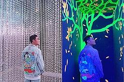 Quang Vinh chỉ điểm một vườn ánh sáng đẹp nức nở, dân tình mê mẩn vì lên hình còn đỉnh hơn Đà Lạt