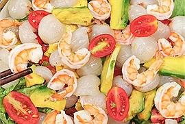 Vải thiều – loại quả Việt Nam đắt đỏ trên thế giới được sao Việt chế biến thành những món gì?