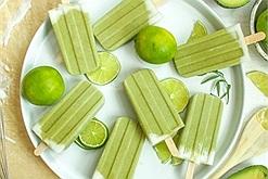 Kem - Một trong các món ăn lạ miệng từ trái cây giúp giải nhiệt mùa hè bạn không thể bỏ qua
