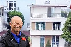 Khám phá ngôi nhà 3 tầng nằm ngay cạnh Liên đoàn bóng đá Việt Nam của HLV Park Hang Seo