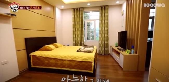 khám phá nhà của ông Park hang seo