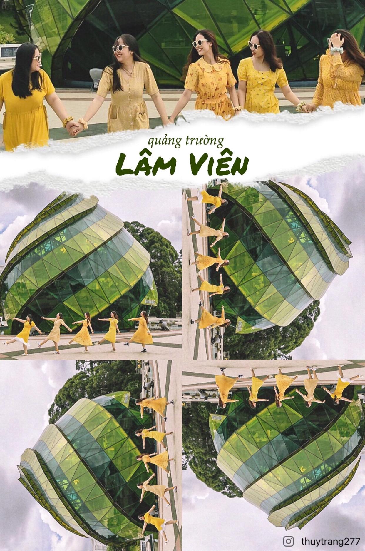 lịch trình Ninh Thuận - Đà Lạt